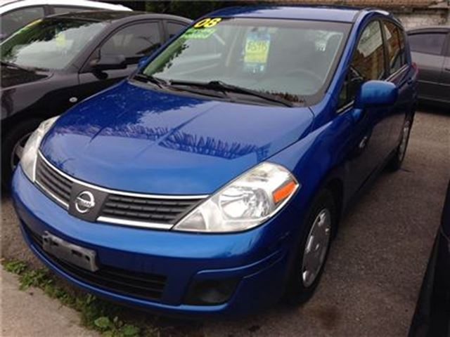 2008 NISSAN VERSA 1.8S in St Catharines, Ontario