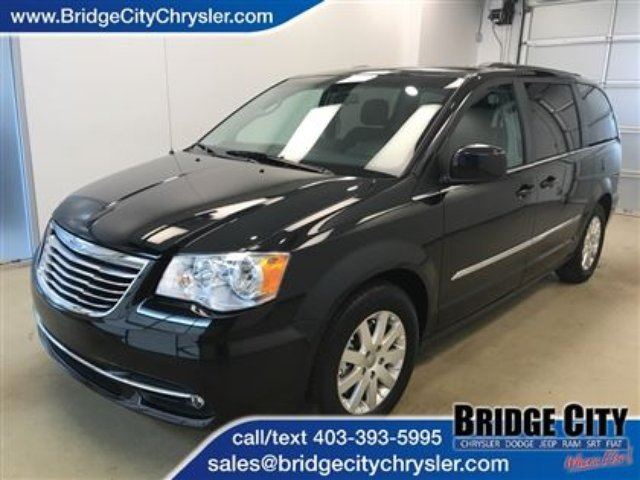 2015 CHRYSLER TOWN AND COUNTRY Touring in Lethbridge, Alberta
