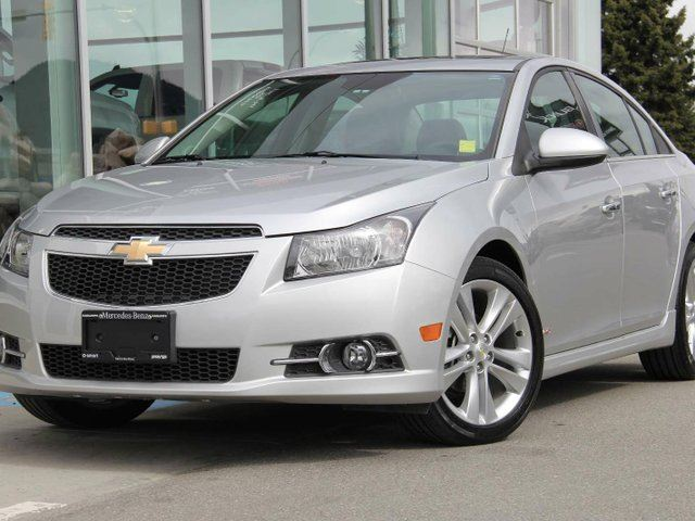 2014 Chevrolet Cruze Walk Around Video | LTZ | One Owner | No Accidents | RS Appearance Package | Remote Start in Kamloops, British Columbia