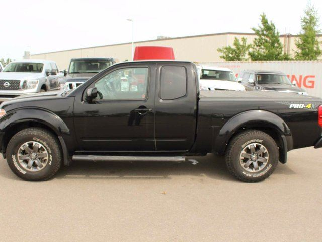 2015 nissan frontier pro 4x 4x4 king cab edmonton alberta car for sale 2793968. Black Bedroom Furniture Sets. Home Design Ideas