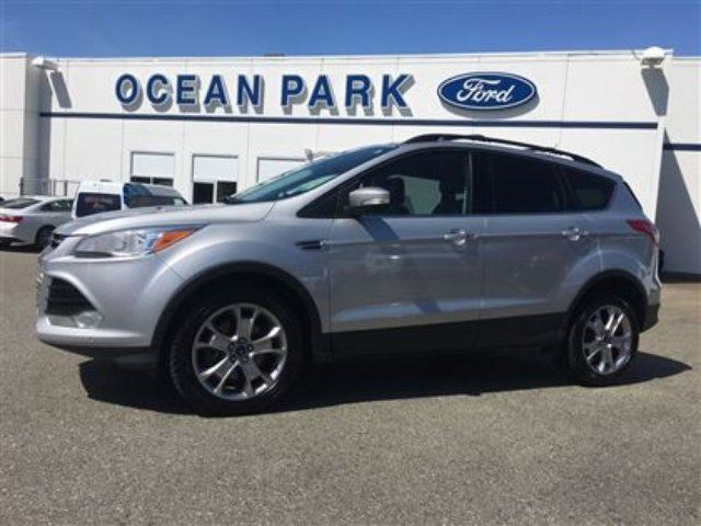2013 Ford Escape SEL 4WD-2.0L ECOBOOST,LEATHER,ROOF,NAV,AUTO-PARK in Surrey, British Columbia