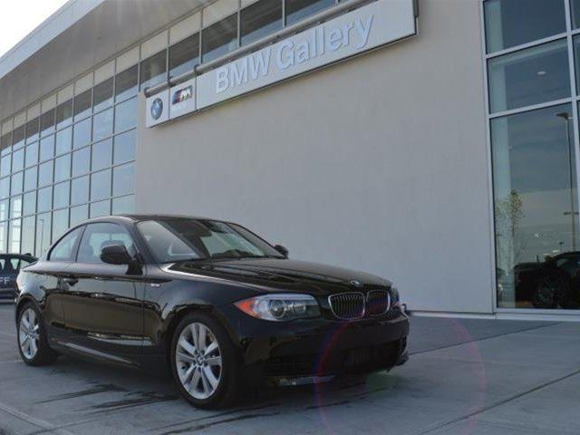 2012 BMW 1 Series Coupe in Calgary, Alberta