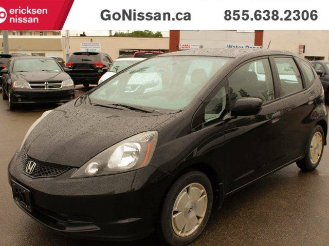 2010 Honda Fit LX 4dr Front-wheel Drive Hatchback in Edmonton, Alberta