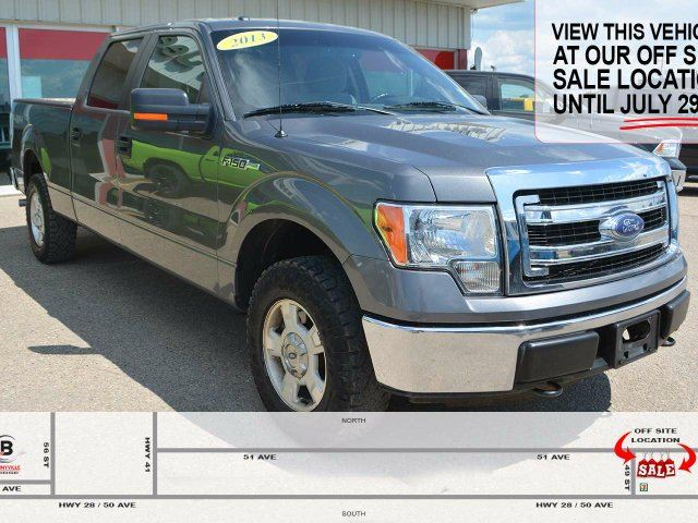 2013 FORD F-150 XLT, UNDER 83,000KMS, GOOD CONDITION in Bonnyville, Alberta