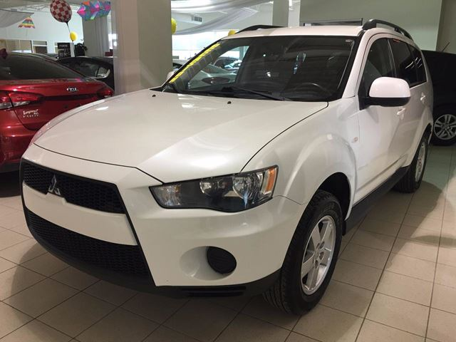 2012 Mitsubishi Outlander ES AWD (4X4) 1 PROPRIn++TAIRE in Longueuil, Quebec