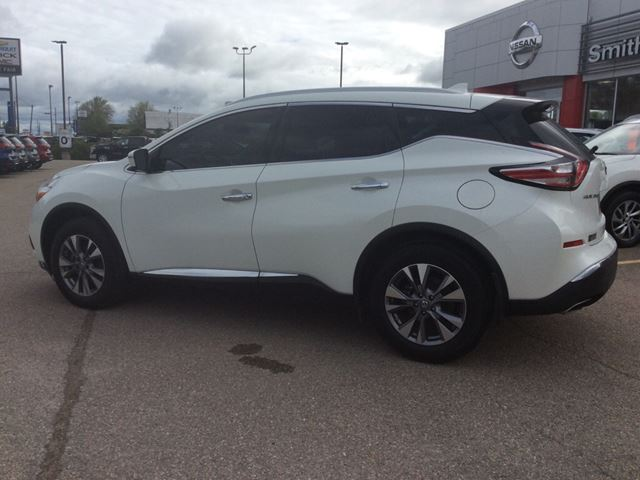 2016 nissan murano sl smiths falls ontario car for sale 2794041. Black Bedroom Furniture Sets. Home Design Ideas