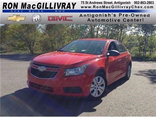 2014 Chevrolet Cruze 2LS in Antigonish, Nova Scotia