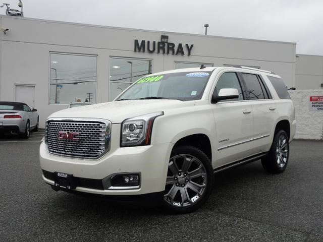 2015 GMC Yukon Denali in Abbotsford, British Columbia
