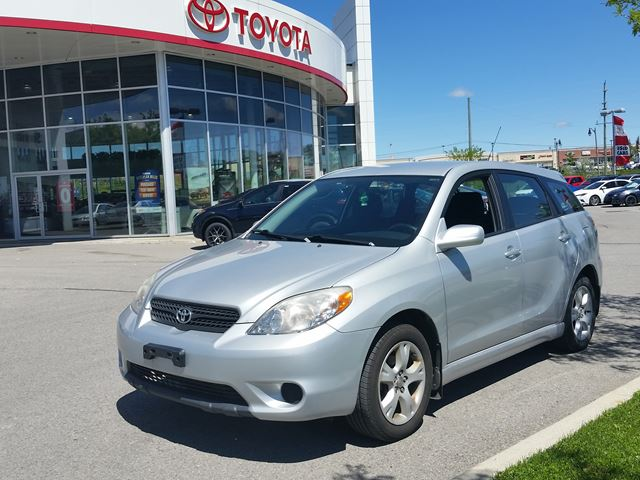 2008 Toyota Matrix           in Aurora, Ontario