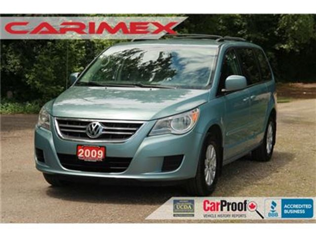 2009 Volkswagen Routan Comfortline ONLY 91K   Accident-FREE in Kitchener, Ontario