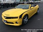 2012 Chevrolet Camaro SS - Low Mileage in Woodstock, Ontario