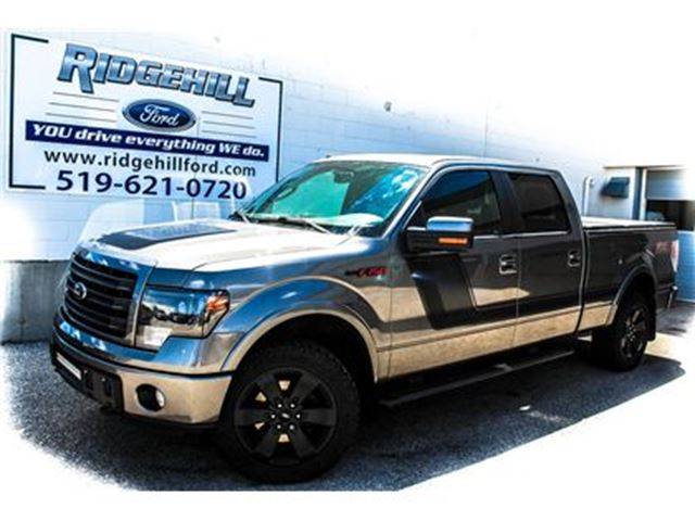 2014 Ford F-150 FX4  NAVIGATION   SUNROOF in Cambridge, Ontario