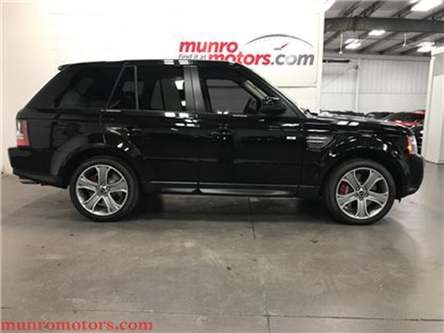 2012 LAND ROVER RANGE ROVER Sport SOLD SOLD SOLD Supercharged in St George Brant, Ontario