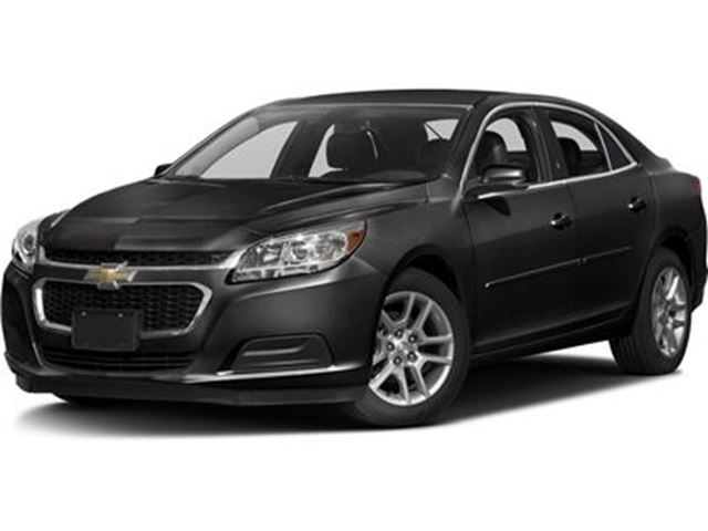 2016 Chevrolet Malibu LT LT  SEDAN LOADED in Edmonton, Alberta