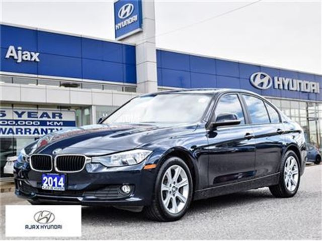 2014 BMW 3 SERIES xDrive All wheel drive Taupe Leatherette in Ajax, Ontario
