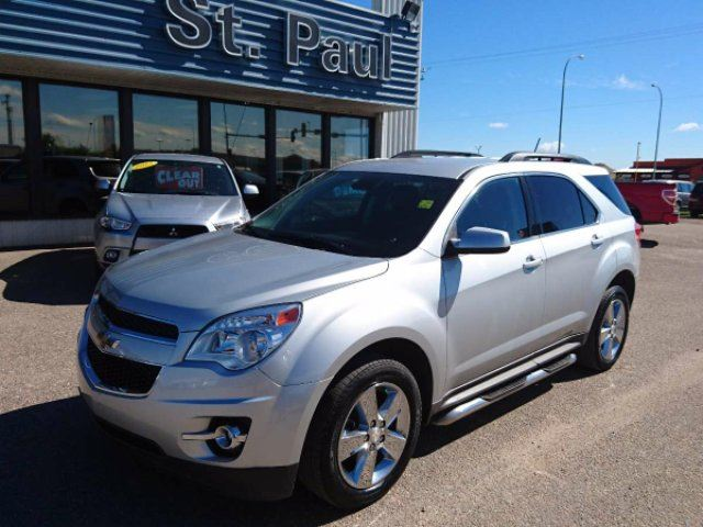 2015 Chevrolet Equinox 2LT in St Paul, Alberta