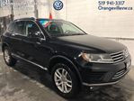 2016 Volkswagen Touareg 3.6L 8SPD A/T TIP 4M LOW KM in Mono, Ontario