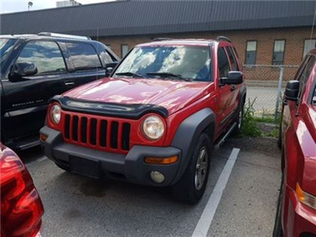 2004 Jeep Liberty Sport in Concord, Ontario