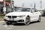 2017 BMW 4 Series Premium Package Enhanced! in Langley, British Columbia