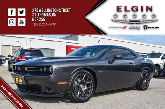 2016 Dodge Challenger R/T in St Thomas, Ontario