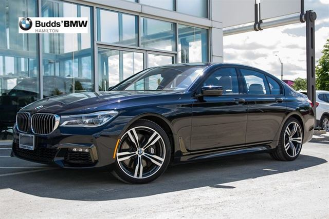 2016 BMW 7 Series 750 xDrive in Hamilton, Ontario
