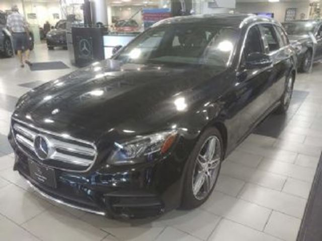 2017 Mercedes-Benz E-Class 400 4Matic Wagon in Mississauga, Ontario