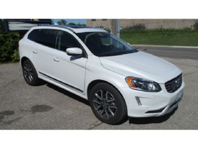 2016 Volvo XC60 AWD T5 Special Edition Premier in Mississauga, Ontario
