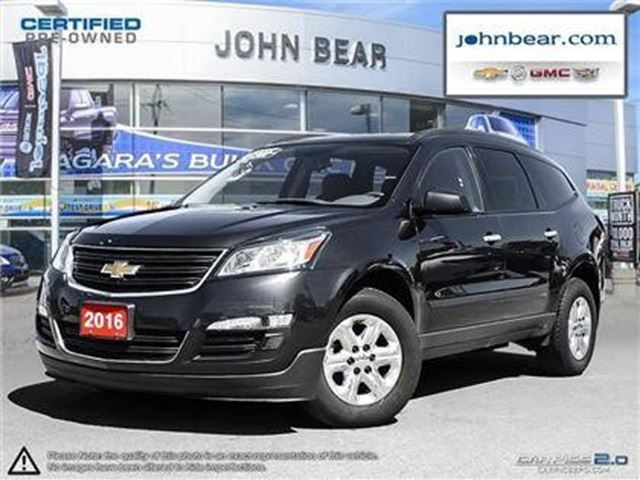 2016 Chevrolet Traverse LS in St Catharines, Ontario