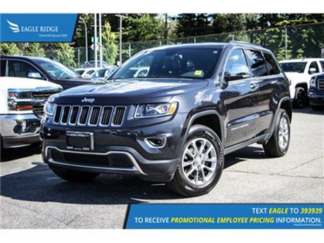 2016 JEEP GRAND CHEROKEE Limited in Coquitlam, British Columbia
