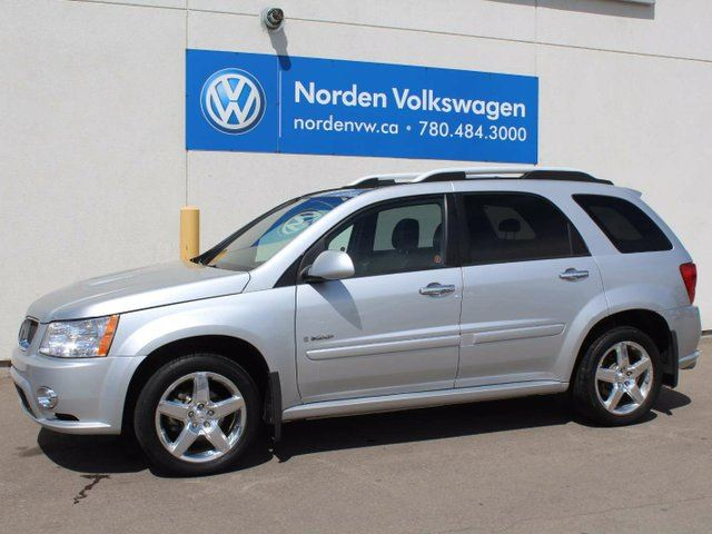2009 PONTIAC TORRENT GXP in Edmonton, Alberta
