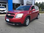 2012 Chevrolet Orlando 1LT Front-wheel Drive in Victoria, British Columbia