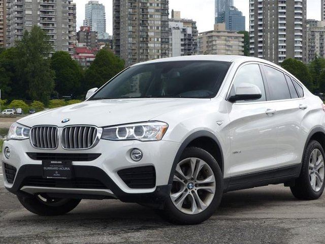 2016 BMW X4 xDrive28i in Vancouver, British Columbia