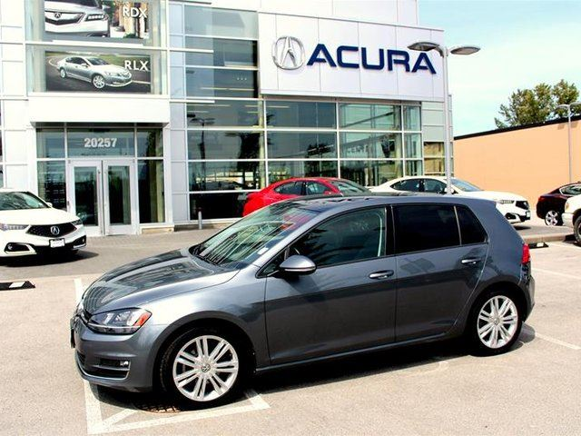 2015 Volkswagen Golf 5-Dr 1.8T Highline at Tip in Surrey, British Columbia