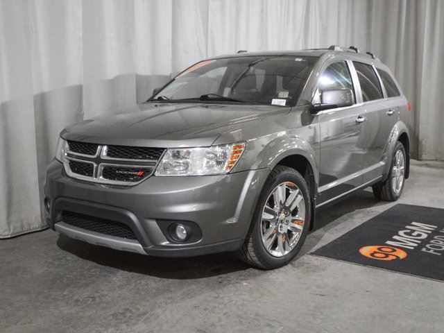 2012 DODGE JOURNEY R/T in Red Deer, Alberta