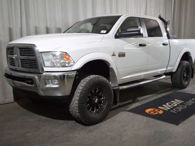 2012 DODGE RAM 2500 SLT in Red Deer, Alberta