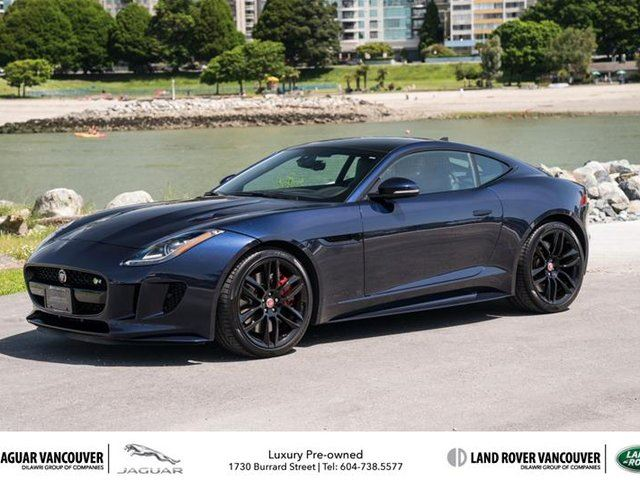 2016 JAGUAR F-TYPE Coupe R AWD in Vancouver, British Columbia