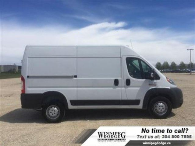 used 2016 ram promaster 2500 high roof cargo van. Black Bedroom Furniture Sets. Home Design Ideas