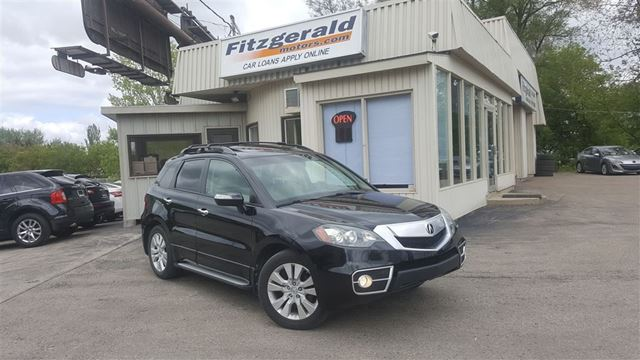 2010 ACURA RDX Base - BACK-UP CAM! ONLY 72KM!!! in Kitchener, Ontario