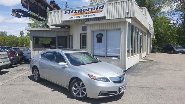 2013 ACURA TL Base - LEATHER! SUNROOF! BLUETOOTH! in Kitchener, Ontario