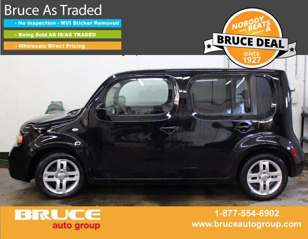 2009 NISSAN CUBE 1.8L 4 CYL AUTOMATIC FWD in Middleton, Nova Scotia