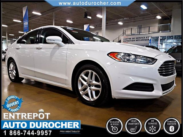 2013 Ford Fusion SE -AUTOMATIQUE - AIR CLIMATISn++ in Laval, Quebec