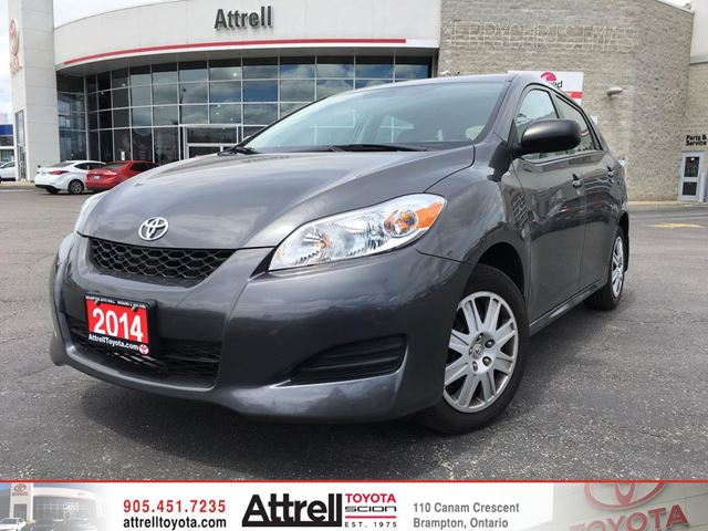 2014 Toyota Matrix           in Brampton, Ontario