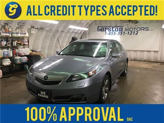 2012 Acura TL TECH*SH-AWD*LEATHER*NAVIGATION*BACK UP CAMERA*POWE in Cambridge, Ontario