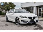 2014 BMW 228i Coupe Sport Line in Ottawa, Ontario