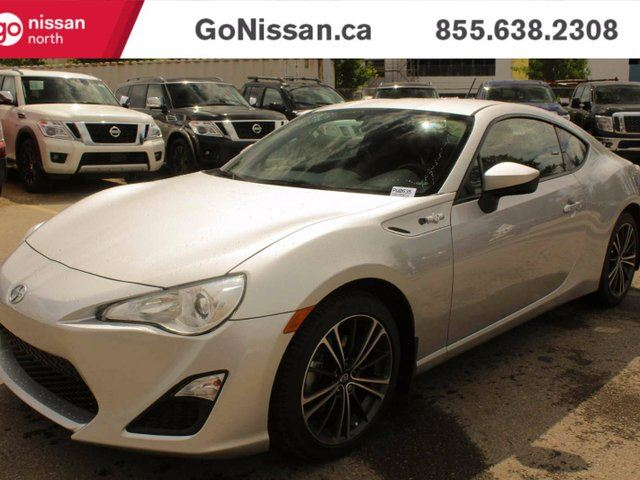 2014 SCION FR-S Base 2dr Coupe in Edmonton, Alberta