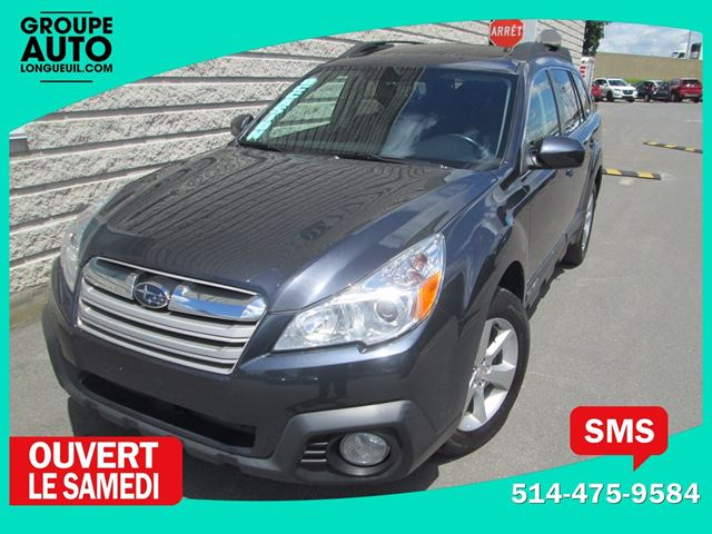2013 Subaru Outback 2.5i*LIMITED*CUIR*TOIT*NAVIGATION*CAMERA*AWD* in Longueuil, Quebec