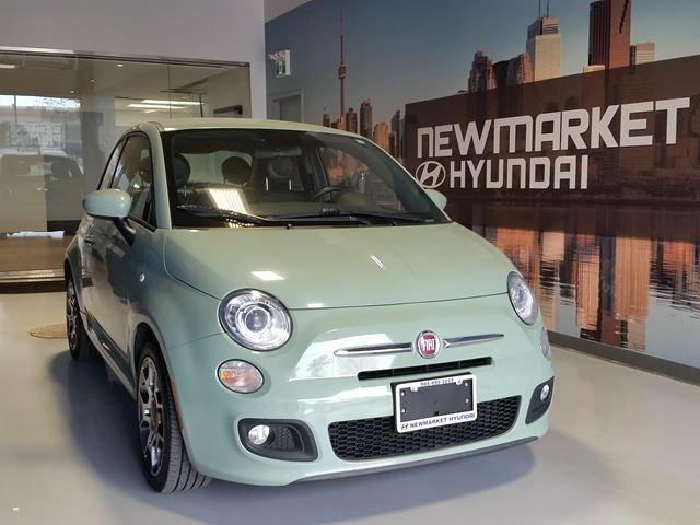 2014 FIAT 500 Sport All-In Pricing $80 b/w +HST in Newmarket, Ontario