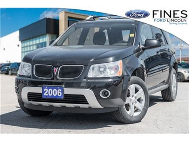 2006 PONTIAC TORRENT Sport - YOU CERTIFY & YOU SAVE! in Bolton, Ontario