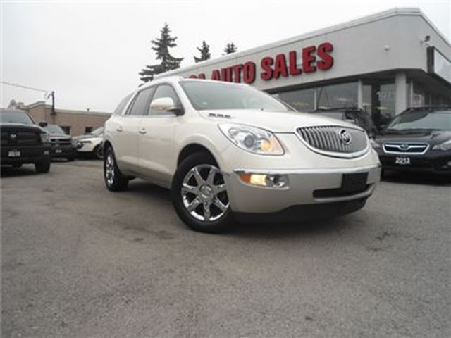 2009 Buick Enclave AWD NAVIGATION PANORAMIC ROOF WARRANTY TILL 2020 S in Oakville, Ontario
