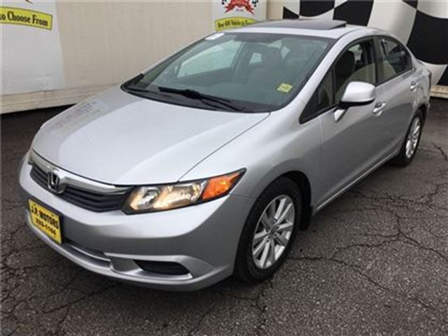 2012 honda civic ex 5 speed manual power sunroof for Honda civic sunroof